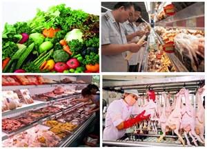 Kết luận của Ban Bí thư về tiếp tục tăng cường sự lãnh đạo của Đảng đối với vấn đề an toàn thực phẩm