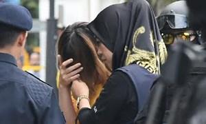 Kết thúc phiên tòa đầu tiên, Đoàn Thị Hương nói 'không giết người'