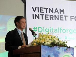 Khai mạc diễn đàn kinh doanh Internet kết nối vạn vật châu Á lần thứ 26