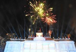 Khai mạc Festival Biển 2017: 'Mở rộng vòng tay bè bạn'