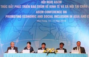 Khai mạc Hội nghị ASEM về thúc đẩy phát triển bao trùm Á-Âu