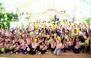 Khai mạc Hội trại du khảo hữu nghị Việt - Lào năm 2018