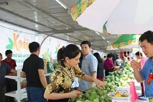 Khai mạc Tuần lễ xoài và nông sản an toàn tỉnh Sơn La năm 2019