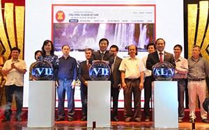 Khai trương cổng thông tin ASEAN Việt Nam