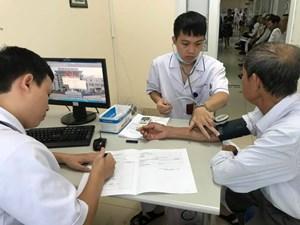 Quảng Ninh: Khám, cấp thuốc miễn phí cho người có công, đối tượng chính sách
