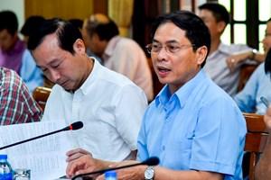 Khẩn trương hoàn tất công tác chuẩn bị, tổ chức Hội nghị WEF ASEAN