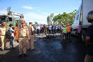 Khẩn trương khắc phục TNGT khiến 13 người tử vong