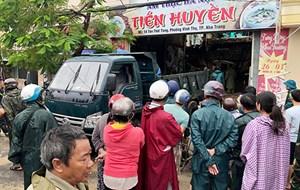 Khánh Hòa: 12 người thiệt mạng do lũ cuốn và sạt lở