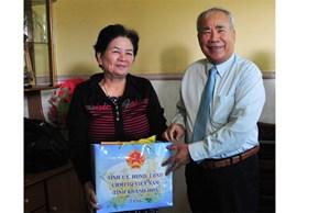 Khánh Hòa: Thăm, chúc Tết các gia đình chính sách tiêu biểu