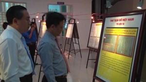 Khánh Hòa: Triển lãm lưu động bản đồ, tư liệu 'Hoàng Sa, Trường Sa của Việt Nam'
