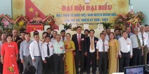 Khánh Sơn: Xây 115 nhà đại đoàn kết cho đồng bào DTTS nghèo