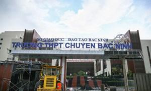 Khánh thành trường THPT hiện đại nhất Việt Nam