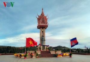 Khánh thành Tượng đài Hữu nghị Việt Nam - Campuchia