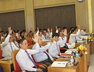 Bế mạc kỳ họp thứ 8 HĐND tỉnh Khánh Hòa khóa VI
