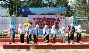 Khởi công hệ thống không gian truyền thống phong trào học sinh, sinh viên Sài Gòn - Gia Định - TP.HCM