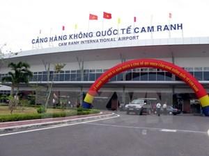 Khởi công xây dựng nhà ga Cảng hàng không quốc tế Cam Ranh