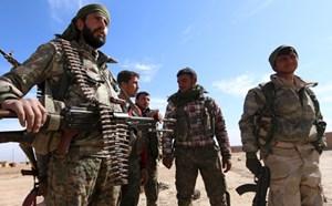 Khởi động chiến dịch tấn công thành trì IS ở Syria