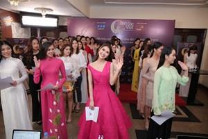 Khởi động cuộc thi Hoa hậu Bản sắc Việt toàn cầu 2019