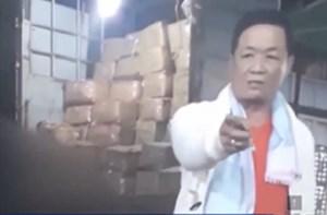 Khởi tố, bắt tạm giam trùm 'bảo kê' chợ Long Biên