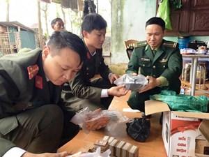 Khởi tố bị cáo 'U80' vì buôn 2.300 kíp nổ, 153 kg thuốc nổ