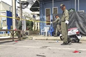 Không có công dân Việt Nam  bị ảnh hưởng các vụ nổ bom tại Thái Lan