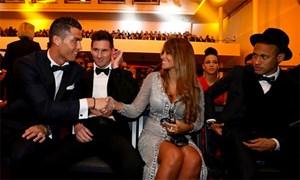 Không muốn làm tâm điểm chú ý, Ronaldo từ chối dự đám cưới của Messi