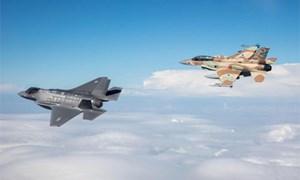 Không quân Israel diễn tập cứu nạn