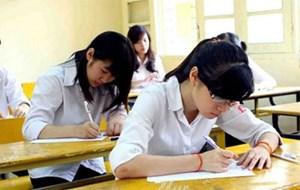 Không thu lệ phí dự thi THPT quốc gia