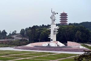Khu Di tích lịch sử Ngã ba Đồng Lộc (Hà Tĩnh): Đón hơn 150 nghìn lượt du khách trong nước và quốc tế