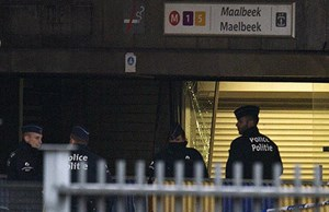Khủng bố ở Brussels: Phát hiện thêm một nghi can
