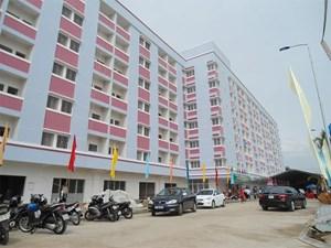 Kiên Giang: Bàn giao căn hộ chung cư 287 triệu đồng