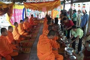 Kiên Giang tổ chức lễ Sene Dolta trên tinh thần đoàn kết, vui tươi và tiết kiệm