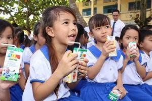 Kiến nghị bổ sung sữa hạt, phô mai vào chương trình Sữa học đường