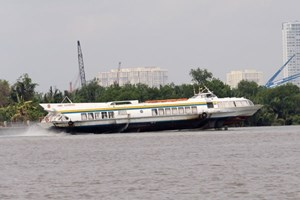 Kiến nghị gia hạn hoạt động tàu cánh ngầm TP HCM - Vũng Tàu