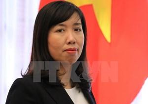 Kiên quyết phản đối những hoạt động xâm phạm chủ quyền của Việt Nam
