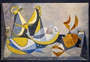 Kiệt tác của Picasso lần đầu được đưa ra khỏi thành phố Edinburgh