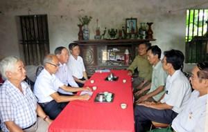 Kim Bảng, Hà Nam: Tích cực chăm sóc nạn nhân chất độc da cam