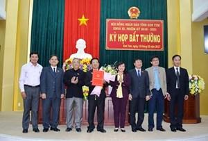 Kon Tum: Bầu bổ sung Phó Chủ tịch tỉnh