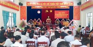 Kon Tum: Đại hội điểm MTTQ Việt Nam xã Sa Nhơn