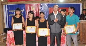 Kon Tum: Ngày hội Đại đoàn kết toàn dân tộc ở khu dân cư xã Pờ Ê