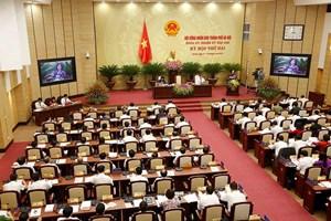 Kỳ họp thứ 4 HĐND Thành phố Hà Nội: Nhiều vấn đề dân sinh, bức xúc