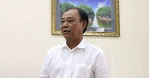 Kỷ luật cảnh cáo Tổng giám đốc Nông nghiệp Sài Gòn
