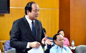 Kỷ luật nguyên Bộ trưởng Vũ Huy Hoàng 'khó vì nhiều lẽ'
