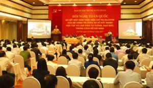 Kỷ niệm 127 năm Ngày sinh Chủ tịch Hồ Chí Minh (19/5/1890-19/5/2017): Học tập và làm theo lời Bác
