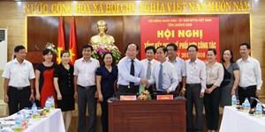 Ký quy chế phối hợp giữa HĐND và Ủy ban MTTQ Việt Nam tỉnh Quảng Nam