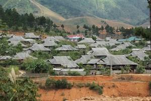 Lai Châu: Đảm bảo, ổn định đời sống đồng bào vùng tái định cư