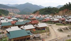 Lai Châu: Giúp đồng bào tái định cư xóa đói, giảm nghèo