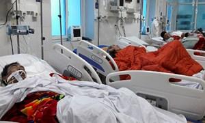 Lai Châu: Số người nhập viện tăng lên 69 người