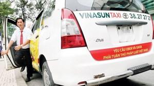 Lại hoãn phiên tòa Vinasun kiện Grab