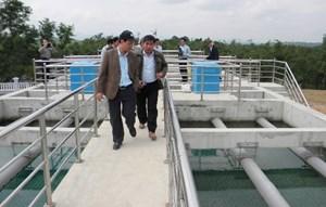 Lâm Đồng: 450 tỷ đồng cung cấp nước máy cho người dân